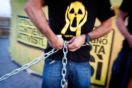 Greenpeace Nucleare